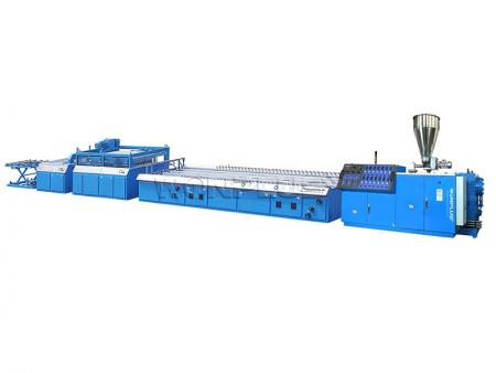 pvc panel making machine